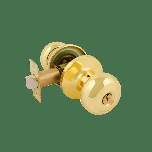 Ручка-защелка модель Н (Золото)