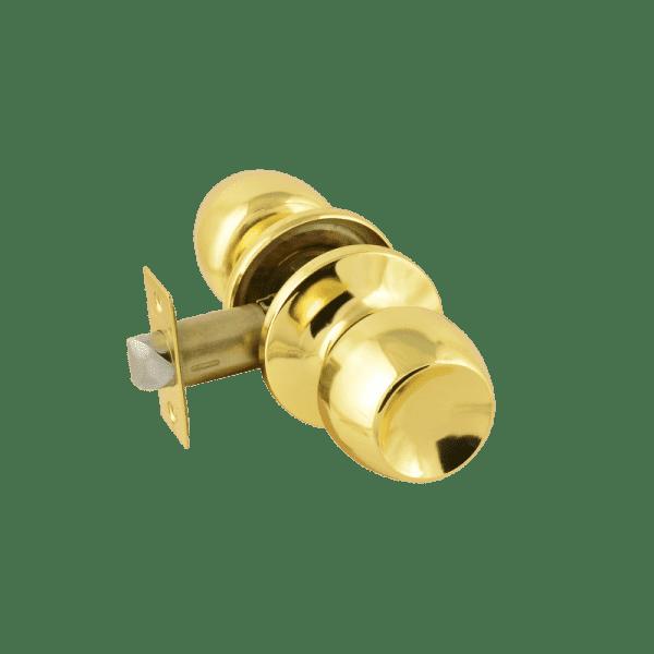 Ручка-защелка модель ЗР1-Э (Золото)