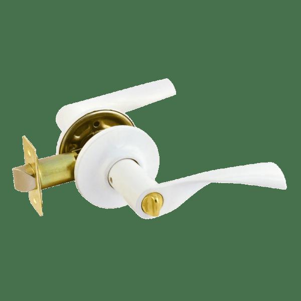 Ручка-защелка модель ЗВ2 (Белый)