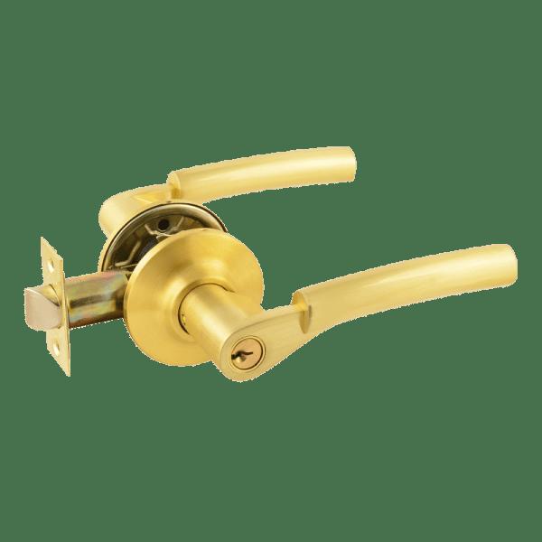 Ручка-защелка модель АА (Матовое золото)