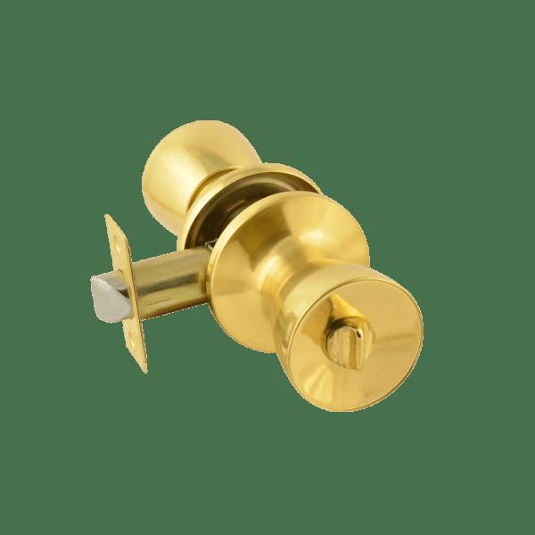 Ручка-защелка модель ЗР-Э (Матовое золото)