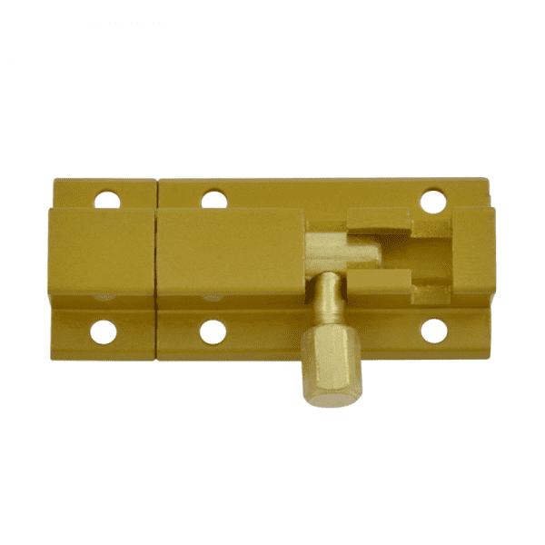 Шпингалет модель 501 (Золото)