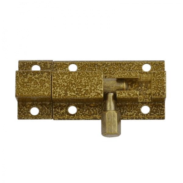 Шпингалет модель 501 (Старая бронза)