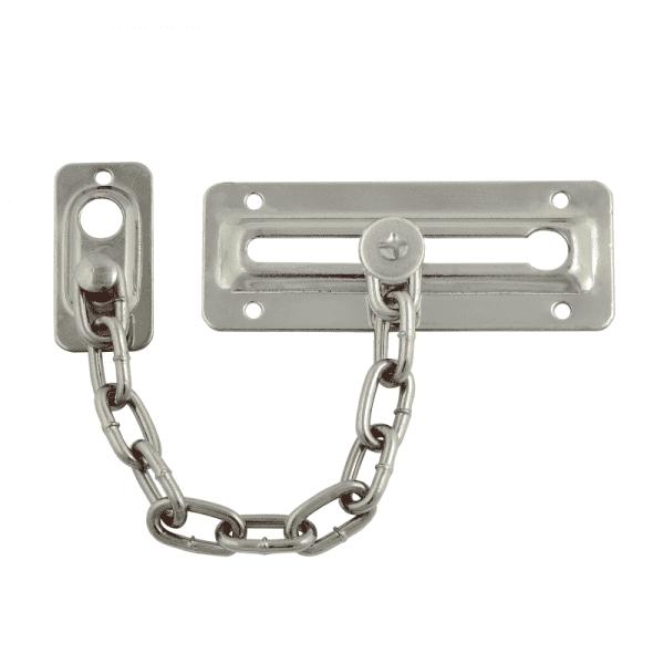 Цепочка дверная модель №4 (Матовый хром)