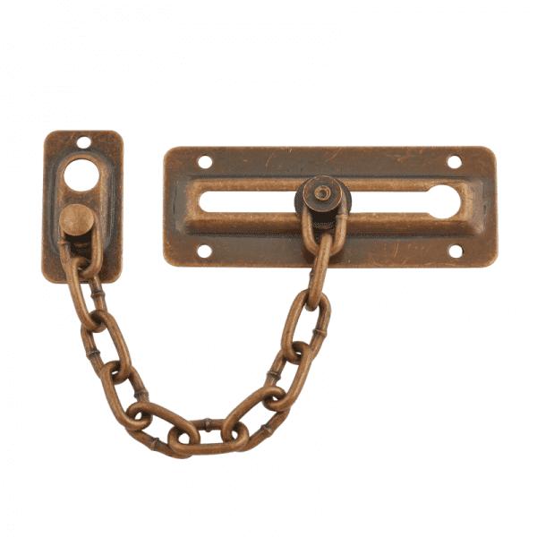 Цепочка дверная модель №4 (Старая медь)