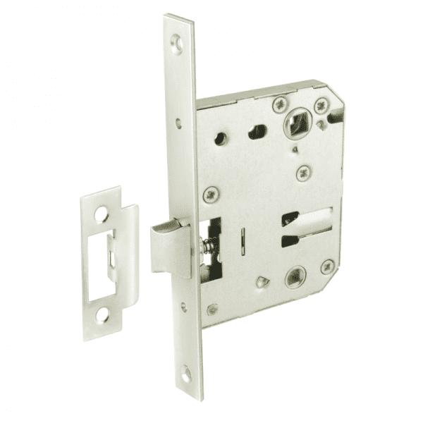 Внутренний механизм с прямой планкой (ПП) модель 2070-70 ПП (Матовый никель)