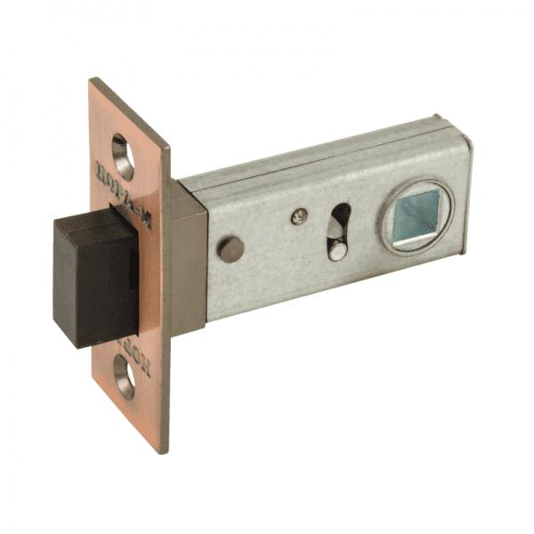 Защелка дверная магнитная модель С-50М (Старая медь)