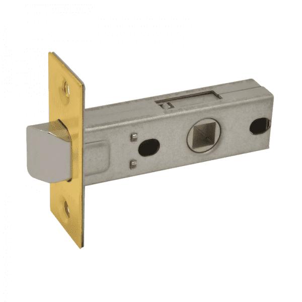 Защелка дверная модель С-45 (Матовое золото)