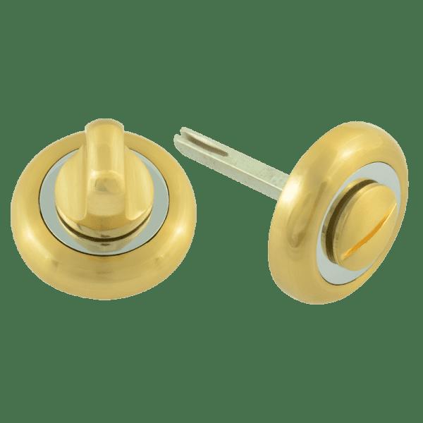 Завертка сантехническая модель НФ-C (Матовое золото)