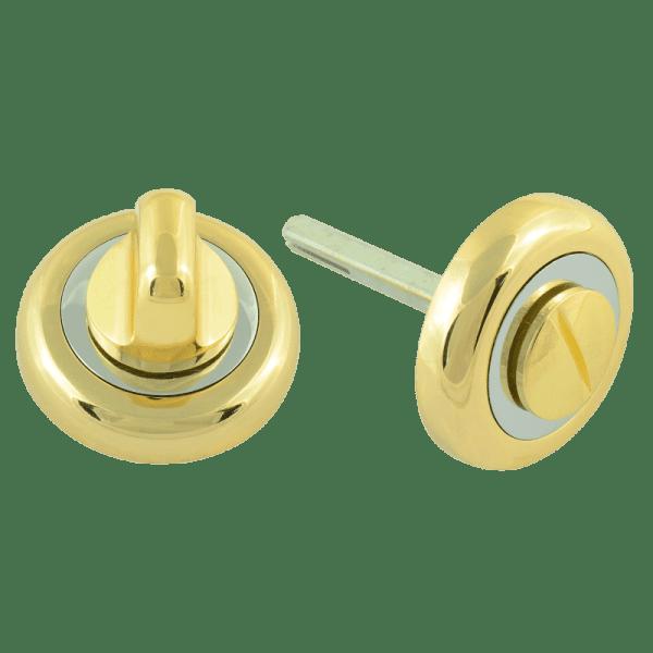 Завертка сантехническая модель НФ-C (Золото)