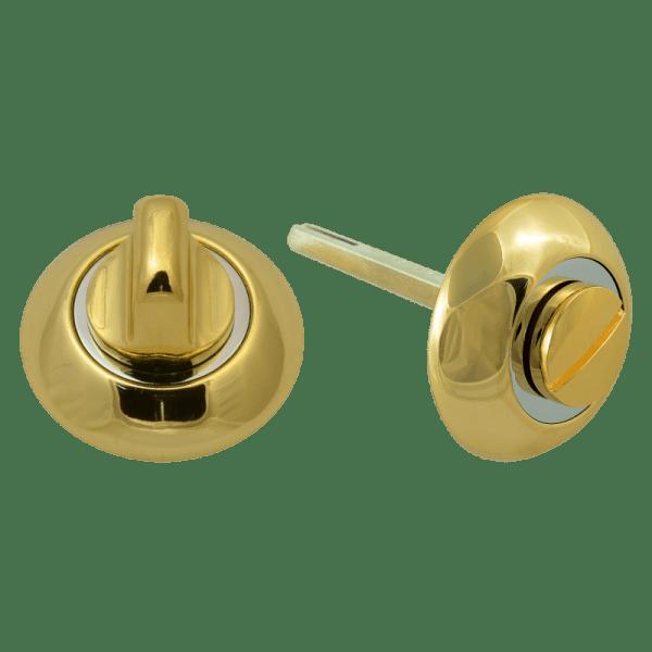 Завертка сантехническая модель НФ-А Clásico (Золото)